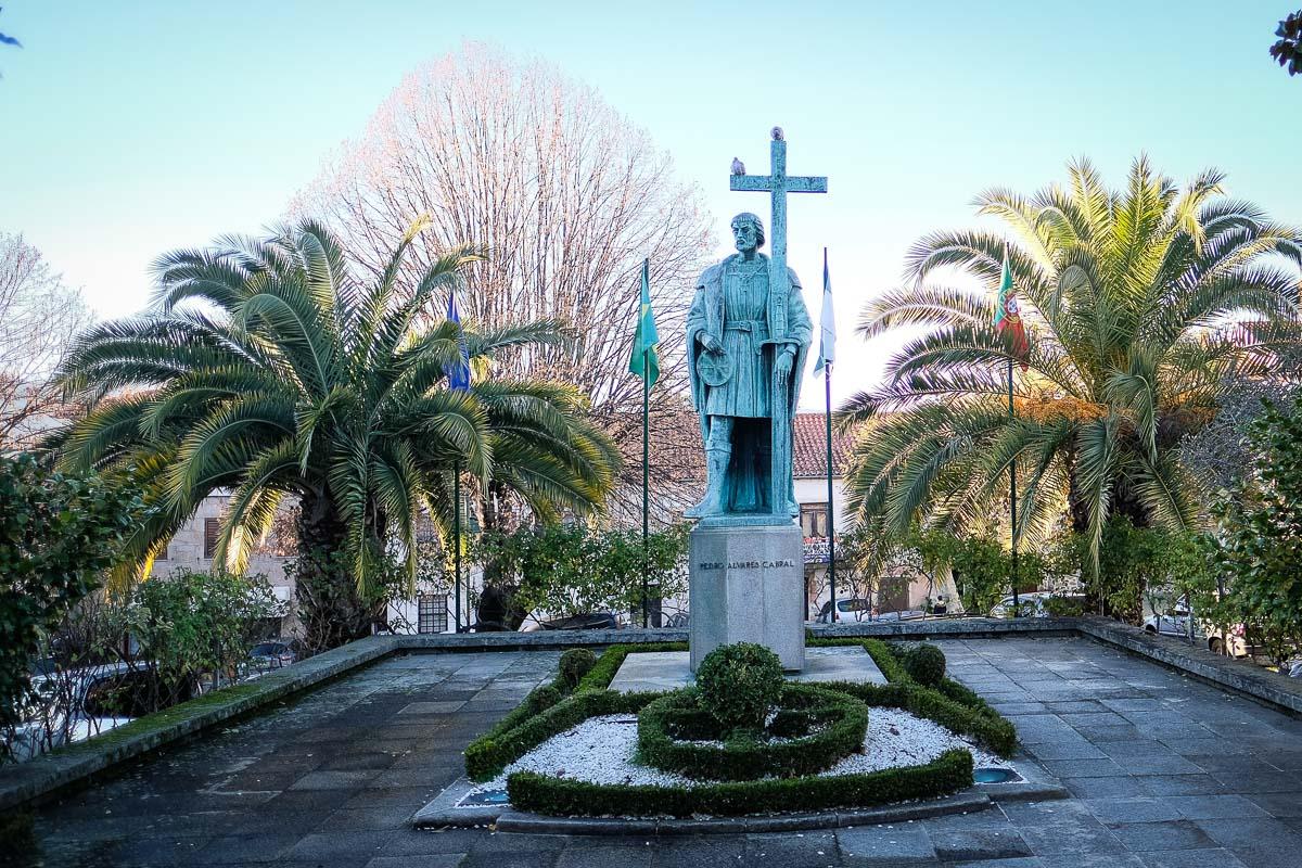 Belmonte: a vila monumental de Cabral