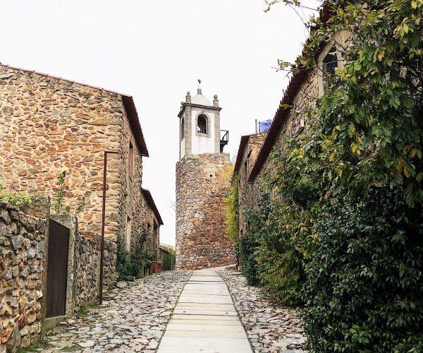 Castelo Rodrigo: testemunho de velhas glórias